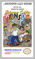 River City Ransom visioned by Furillo by vladictivo
