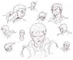 character design preview by westwolf270
