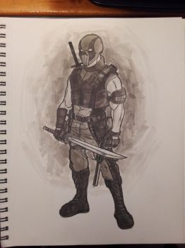 Deadpool Revamped 2.0 copics by Andrew-ak-47