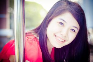 smile by Ronaldwei
