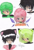 Bishonen Pages 4 by Elainatehkitty