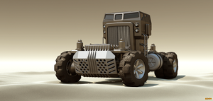NFZ Zombie Behemoth 1 by 600v
