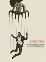 SPECTRE Poster by MessyPandas