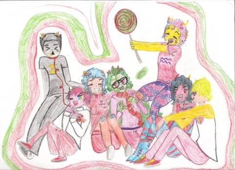 The trickster gang! by StoryOFTime