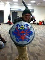 Ohayocon 2012: Ghetto Link by BigAl2k6