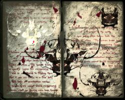 book of scull by coldenergie