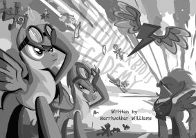 Wonder Reckless :FIM title cards series Preview by Jowybean