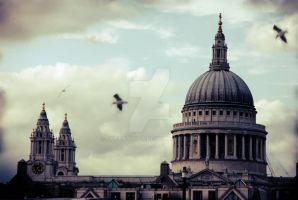 St Paul's Cathedral by dogeatdog5