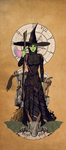 The Wicked Witch Of The West by 2685133
