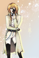 Uruha - Pure Beauty by KaZe-pOn