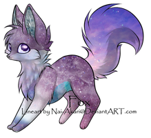 Twilight fox open by BFAdoptables
