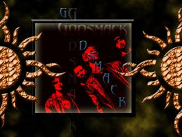 Godsmack poster by DarkWolf12