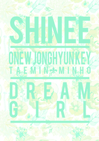 SHINee's Dream Girl (3) by kimyounin