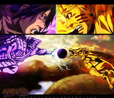 NARUTO 695 COLORING by DEOHVI