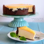 Lemon curd cheesecake by Pokakulka