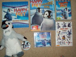 My Happy Feet collection by Gloriaus