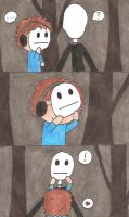 Cry Helps Slender by killALLthezombies