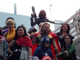 AX2014 - Marvel/DC Gathering: 042 by ARp-Photography