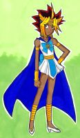 Sailor Atem by Penny6