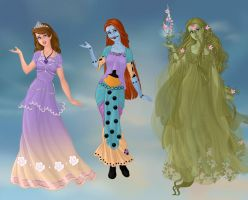 Non/Disney Goddesses - S2 by M-Mannering