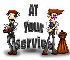 At Your Service Promo by HamSamwich