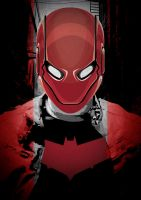 Under The Red Hood by blackcrow03