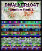 Debs Gradient Pack 1 by DWALKER1047