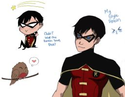 Robin Sketch Dump by Blooming-Pinguicula