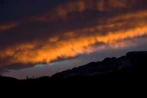 Fire in the Cloud 2 by MarcZingg