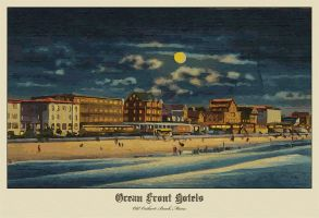 Ocean Front Hotels by ironman8855