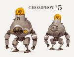 Chompbot 5 by JakeParker