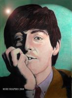 Starry Eyed Paul by rori77