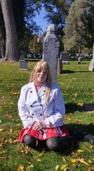 Asuna: Sword art online: Tribute to the blood oath by Zeronix