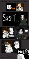Harry wants Snape by AlyssaRyan