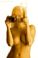 Girl Behind the Camera n.5 by Carnisch