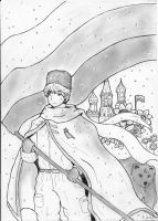 APH: Shores of Russia - Ivan Braginski by Tamagi