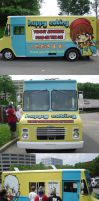 HJ: Happy Japan Food Truck by MoogleGurl