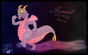 Figment unedited by OrtensiaRabbit