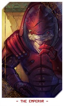 ME: Wrex by Alteya