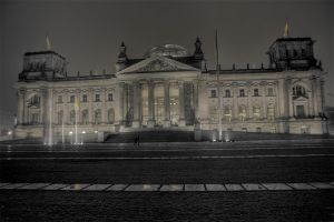 Reichstag by Gomotes