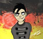Bill Kaulitz - Gorillaz Version by DysfunctionalHuman