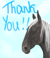 Thank You + new tablet by Im-Shine