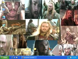 Eomer collage by drumgirl