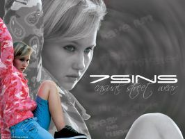 7SINS Wallpaper_2 by brejk