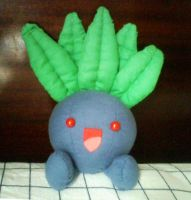 Pokemon Plush: Oddish by gaykittens