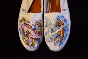 Canvas Shoes by tat2shippey