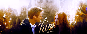 I'll be with him signature by wherestherain