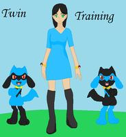 Twin Training by perl7789