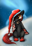 Christmas incoming! - Pack Rat by KairaAnix