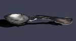 Spoon Study 001 by Burlew